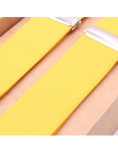 Tirantes amarillos