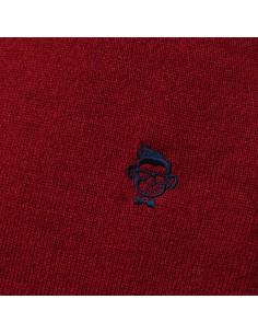 jersey granate caja 4527